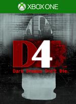 D4 Dark Dreams Don't Die Xbox One cover