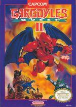 Gargoyles Quest II NES cover