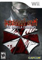 RE Umbrella Chronicles