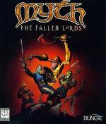 Myth The Fallen Lords Box