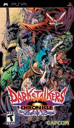 Darkstalkers-chronicle-the-chaos-tower