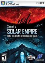 Sins of a Solar Empire cover