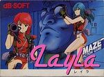 Layla Famicom cover