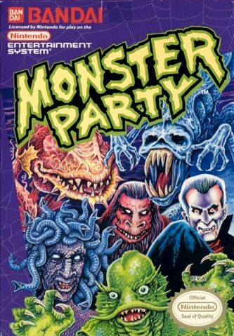 File:Monster Party NES cover.jpg