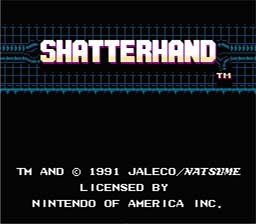 File:Shatter Hand NES ScreenShot1.jpg