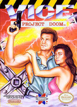 Vice Project Doom NES cover
