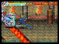 Sengoku 3 arcade screenshot