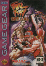 Fatal fury special gg