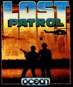 Lost Patrol Amiga cover