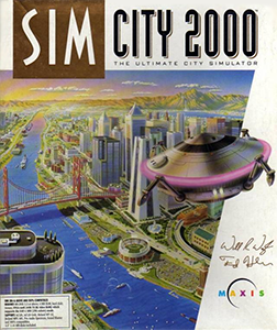 File:SimCity 2000 Coverart.png