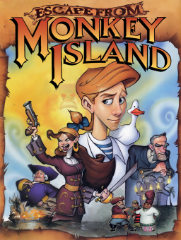 File:Escape from Monkey Island artwork.jpg