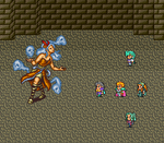 Romancing SaGa 2 SFC Screenshot