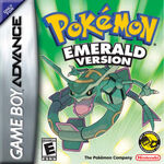 Pokemon Emerald boxart EN-US