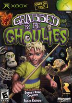 Ghoulies cover