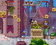 Mickey donald magical adventure 3 screen