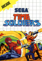 Time Soldiers SMS box art