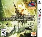 Ace Combat Legacy Plus Box Art