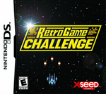 Retro Game Challenge Coverart