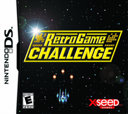 File:Retro Game Challenge Coverart.png