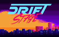 Drift Stage cover