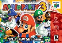 Mario Party 3 64