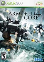 ArmoredCore4 Xbox360