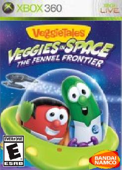 Veggies in Space (Xbox 360)