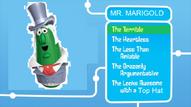 Mr. Marigold's many names