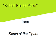 Schoolhouse Polka title card