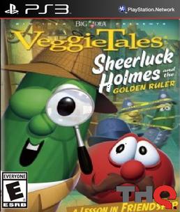 Sheerluck Holmes (PS3)