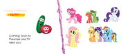 Veggies and Ponies NEW poster