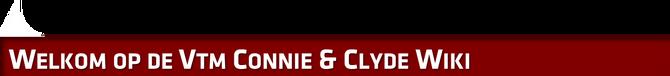 Welkom op de Vtm Connie & Clyde WikiHEADER