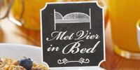 Met Vier in Bed