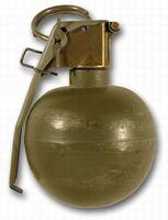 Baseball-Grenade