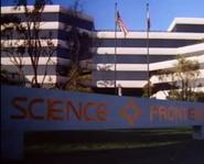 Science Frontiers building 2