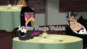 Fwee Wange Wabbit
