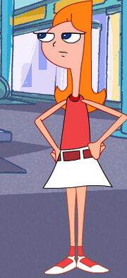 Candace is Suspicious.