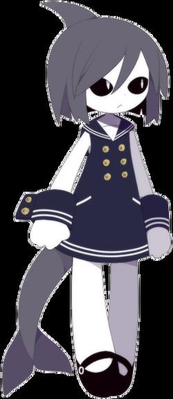 Dolphi character art
