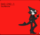 Bad End 1 - Sea Monster