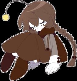 Tomoshibi character art