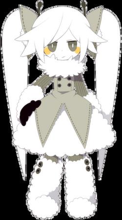 Creamil character art
