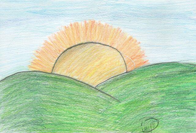 File:Divya Vinnakota The morning sun.jpg