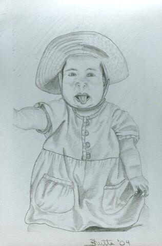 File:Shabana Bhutta untitle happy baby drawing.jpg
