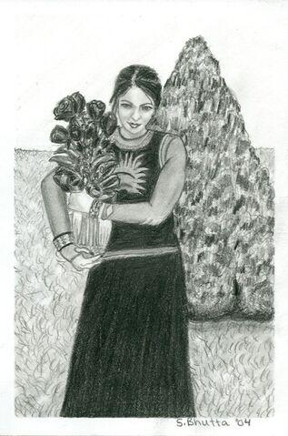 File:Shabana Bhutta untitled self portrait.jpg