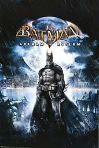 Arkham City cover