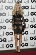 Abbey clancy GQ event