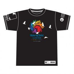 4th live t shirt front