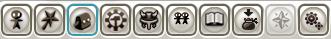 Toolbar inventory