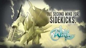 In The Air with the Cloud Knight! - WAKFU Sidekick