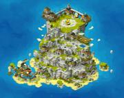 Costa del Jellix Map